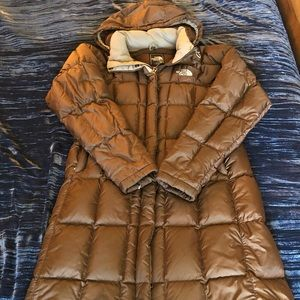 THE NORTH FACE METROPOLIS PARKA 600